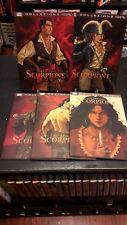 Lo Scorpione primi 5 volumi Enrico Marini Panini Comics brossurati