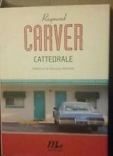 """RAYMOND CARVER """" Cattedrale """" libro"""