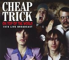 Cheap Trick - On Top Of The World [CD]