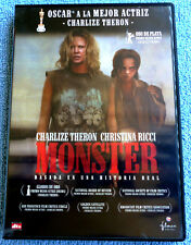 MONSTER - English / Español DVD R2