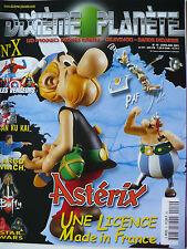 Magazine (très bel état) - Dixième planète 10 (spécial Astérix)