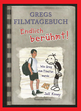 GregsTagebuch - Filmtagebuch - Endlich berühmt! Wie Greg zum Filmstar wurde.