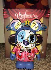 """Candy Clown Stitch CHASER 3"""" Vinylmation Figurine Miss Mindy Designer Series"""
