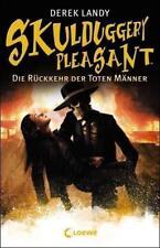 Die Rückkehr der Toten Männer / Skulduggery Pleasant Bd.8 von Derek Landy (2014,