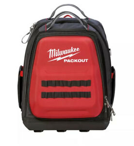 Milwaukee PACKOUT™ Rucksack Backpack 380 x 240 x 500 Werkzeugtasche 4932471131