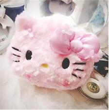 Pink For Hello Kitty Cosmetic Makeup Bag Accessory Organizer Bag Handbag Purse
