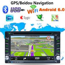 Android 6.0 Autoradio HD Mit Navigation GPS NAVI Bluetooth WiFi Doppel 2 DIN 3G