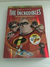 The Incredibles (Dvd, 2-Disc Set, Fullscreen, Collectors Edition), Like New