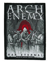 Arch Enemy Aufnäher - War Eternal  SP2767 Arch Enemy Patch Gewebt & Lizenz
