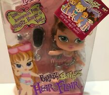 Bratz Babyz Hair Flair Meygan Real Hair Tiara Accessories Very Rare MIB