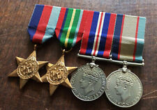 WW2 Australian Army Engineers Pacific Group of 4