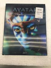 James Cameron AVATAR Limited 3D Edition (Blu-Ray+DVD)