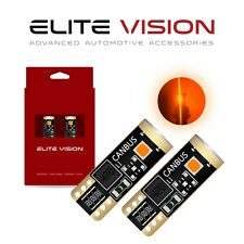 Elite Vision 194 168 LED Canbus Interior Light Bulbs Kit 400Lm 6000K Error Free