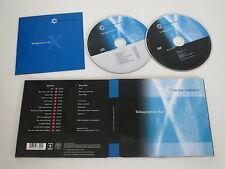 XAVIER NAIDOO/TÉLÉGRAMME POUR X(NAIDOO DOSSIERS-CD+DVD 66092)CD + DVD ALBUM