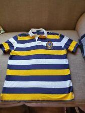Polo Ralph Lauren Rugby Polo Shirt euc  Mens XL