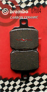 Pastiglie Freno Posteriore BREMBO CC Per GILERA NEXUS 500 2006 2007 (07004)