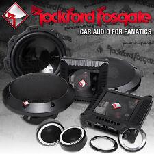 Rockford Fosgate Power T1 T152-S 13cm 2 Wege High End Kompo Lautsprecher Set