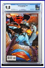 Superman Batman #30 CGC Graded 9.8 DC November 2006 White Pages Comic Book
