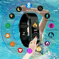 Fitness Trackers- Activity Tracker Watch with Heart Rate Blood Pressure Monitor