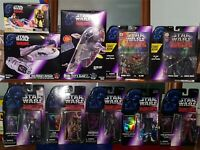 Star Wars Shadows of the Empire Completed Set Micro Machines Complete Set+Extras