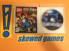 LEGO Harry Potter Years 5 7 - PS3 PlayStation 3 Sony COMPLETE