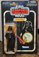Hasbro Star Wars 97580 Darth Vader Action Figure VC08 w/ Card Vintage Collection