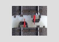 Märklin H0 74030 C-Gleis Mittelleiter-Isolierung - NEU + OVP