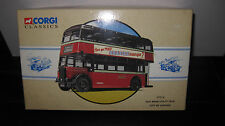 CORGI CLASSICS GUY ARAB UTILITY BUS  DOUBLE DECKER BUS CITY OF OXFORD #97314