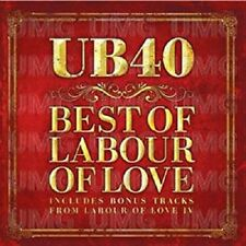 UB40 Best Of Labour Of Love CD NEW SEALED Reggae Red Red Wine/Kingston Town+