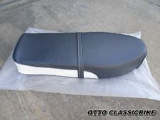 HONDA CUB C65 C70 C90 CM90 CM91  Complete Double Seat  // Gray - White