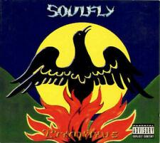 SOULFLY  PRIMITIVE CD DIGIPAK -SEPULTURA