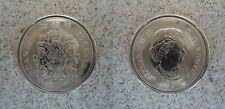 Canada 2014 50 cents Uncirculated