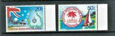 Cocos & Keeling Islands 1979, Inauguration of Postal Service sg32/3 MNH