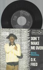 "7""  Errol Dunkley ‎– Don't Make Me Over"