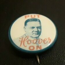 Hoover Button - Put Hoover On