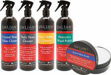 Valiant Multi Surface Professional Cleaning, Shine and Polish Kit - FIR621