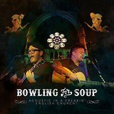 Bowling For Soup - Acoustic In A Freakin English Church (Ltd) (NEW CD)