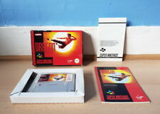 Dragon The Bruce Lee Story SNES Complete Good Con