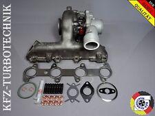 Turbolader Opel SAAB FIAT 74KW 100PS 88KW 120PS 55205474 Z19DTL + Montagesatz !
