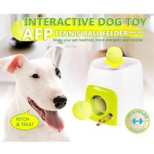 Dog Pet Toys Tennis Ball Launcher Automatic Throwing Machine Treat Launcher Toys