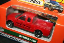 MATCHBOX TOYS LTD MADE IN CHINA MB50 YR1997 '97 FORD F-150 MINT IN THE ORIG BOX