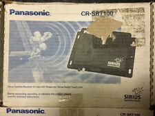 Panasonic CR-SRT 100 Sirius Satellite Receiver Only, no wires or hardware