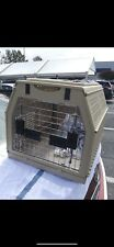 Nylabone Large Folding Collapsible Pet Dog Crate Kennel Carrier