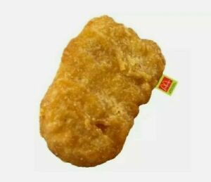 Chicken Nugget Pillow - Mcdonald's x Travis Scott Cactus Jack Nugget Body Pillow
