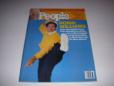 Vintage PEOPLE Magazine, September 13, 1982, ROBIN WILLIAMS Cover, DOLLY PARTON!
