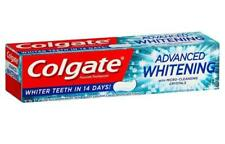 Colgate Advanced Whitening Toothpaste Clinically Proven Natural White Teeth 80g.