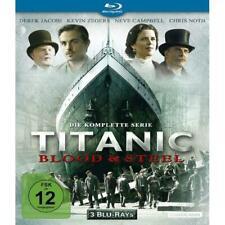 Blu-ray Neuf - Titanic: Blood and Steel-die Komplette Serie