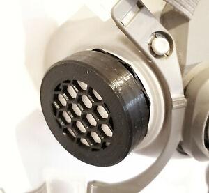 3M Respirator Reusable Filter Pair