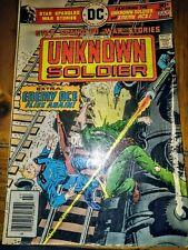 Star Spangled War Stories - UNKOWN SOLDIER # 200 DC Comics July 1976