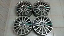 "OEM Used Volvo S60 and S70 - 17"" 15 Spoke Aluminum Alloy Wheel SET  E03101605"